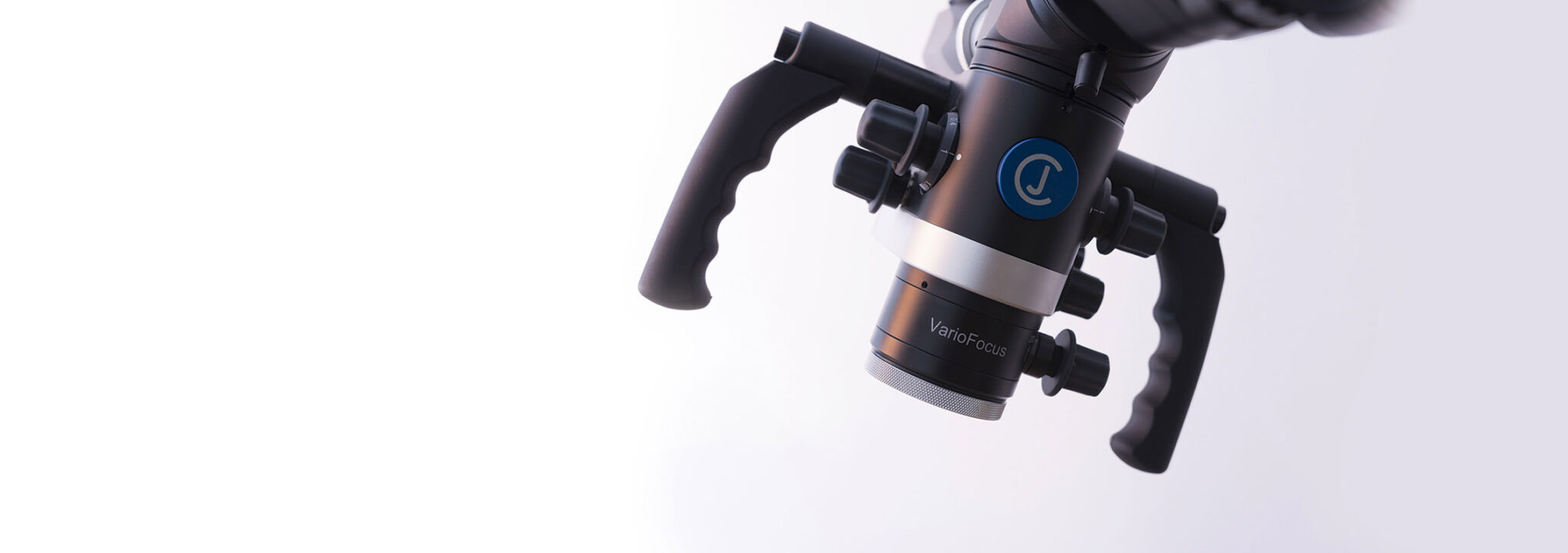 Banner microscopio CJ-Optik