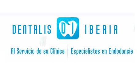 Logo distribuidor Dentalis Iberia