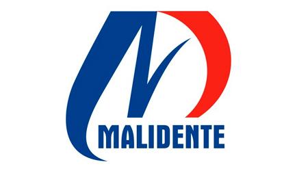 Logo distribuidor Malidente