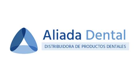 Logo distribuidor Aliada Dental