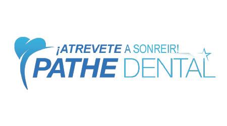 Logo distribuidor Pathe Dental