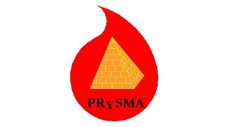 Logo distribuidor Prysma