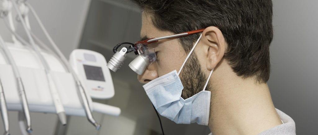 Ventajas del uso de lupas binoculares TTL