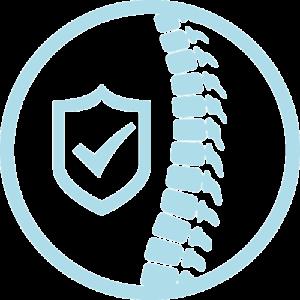 Icono de ergonomía en la elección de lupas binoculares