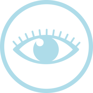 Icono personalización para la elección de lupas binoculares
