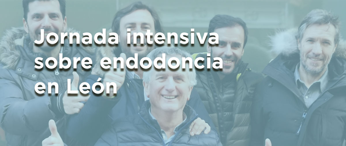 Jornada Intensiva sobre Endodoncia en León
