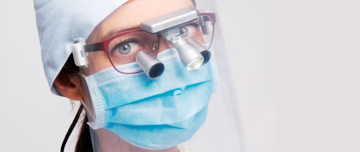 Prueba las lupas dentales de Víttrea en tu clínica