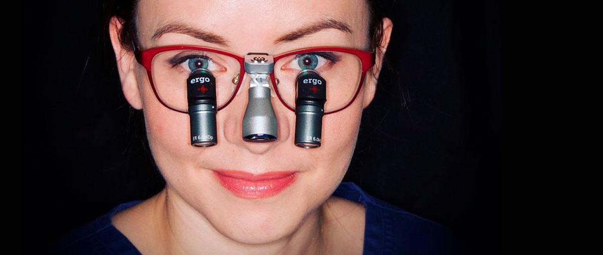 Entrevista a Patricia Pérez León: la importancia de la magnificación con iluminación accesoria en odontología