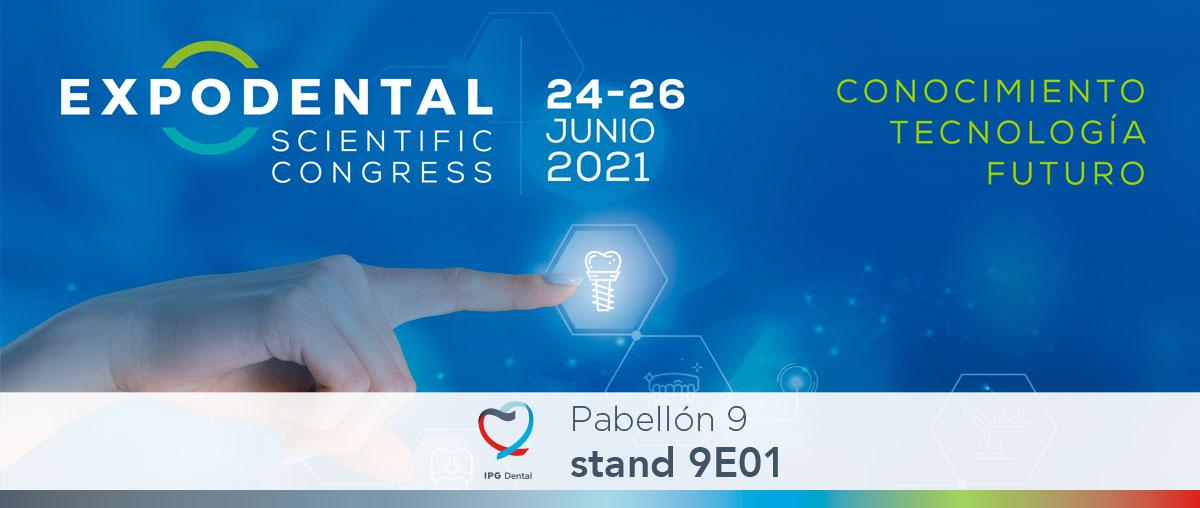 Víttrea participará en Expodental Scientific Congress